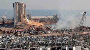 Señalan falta de disposición para evitar explosiones en el Líbano