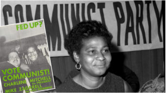 First Black woman presidential candidate: The Communist Party's Charlene Mitchell