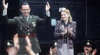 Trump's playbook written by fascists like Juan and Eva Perón