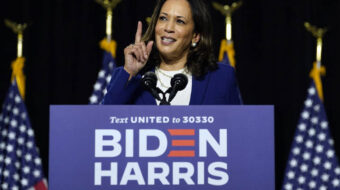 The environmental legacy of Kamala Harris, Biden's newly-announced running mate
