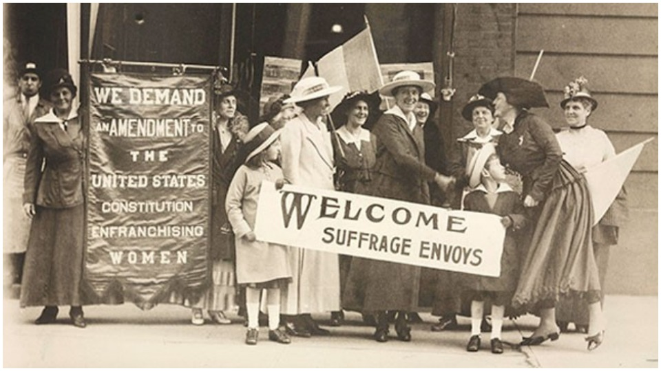 19th Amendment was milestone for women's equality, but not the final victory