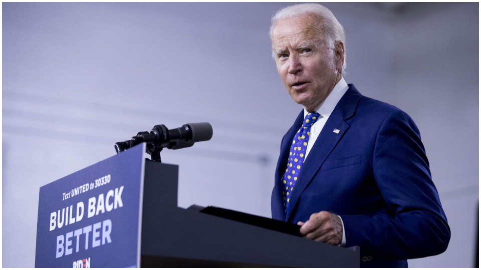 Working Families Party members are voting on whether to endorse Biden