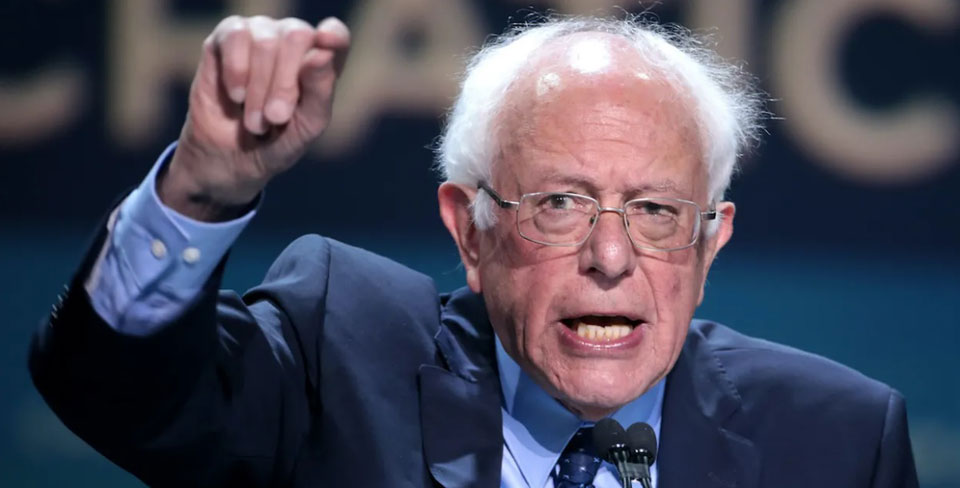 Sanders condemns GOP for ignoring climate crisis at RNC