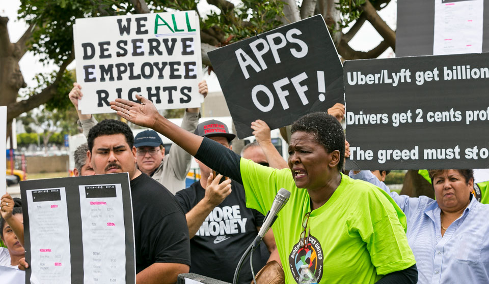 S.F. judge: Uber, Lyft drivers are 'employees' with worker rights, not 'contractors'