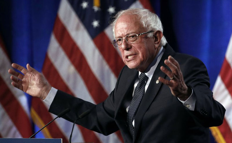 'Saving American Democracy': Sanders outlines plan to combat Trump's election threats