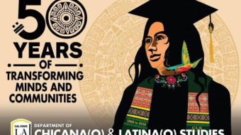 Chicano/a Studies: 50 years in the making