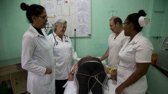 New book explores and praises Cuban health care for the people