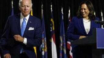 Biden slams Trump on unsafe school reopening demand