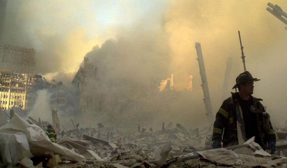 Fire Fighters demand Trump release funds for 9/11 victims' care