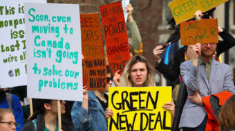 American Federation of Teachers endorses Green New Deal