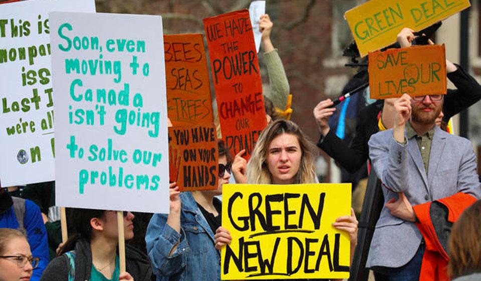 American Federation of Teachers endorses Green New Deal