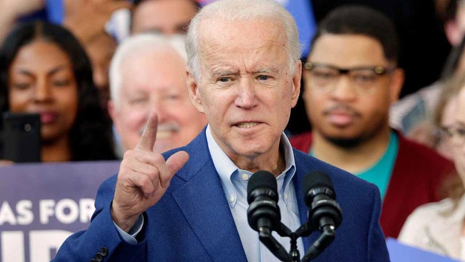 Biden's platform for workers: Labor law-breakers to jail