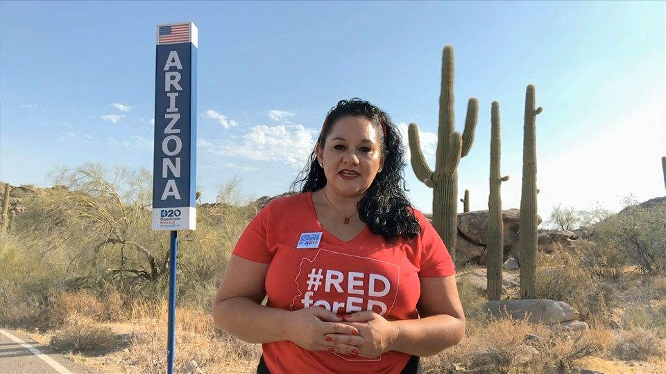 Education initiative helping mobilize voters against the right wing in Arizona
