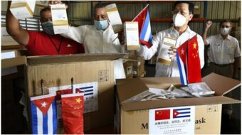 Cuba and China's successes against coronavirus face global media blockade