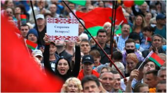 Belarus overthrow campaign aims to destroy last traces of Soviet socialism