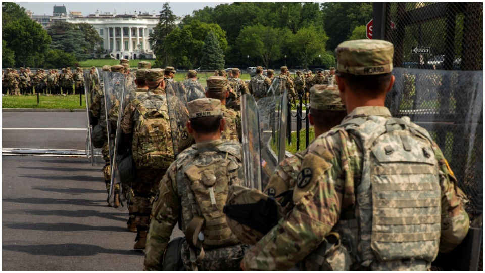 The people, not the military, must protect democracy in America