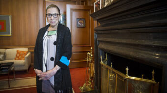 Unions praise Justice Ginsburg, demand no replacement till next presidency