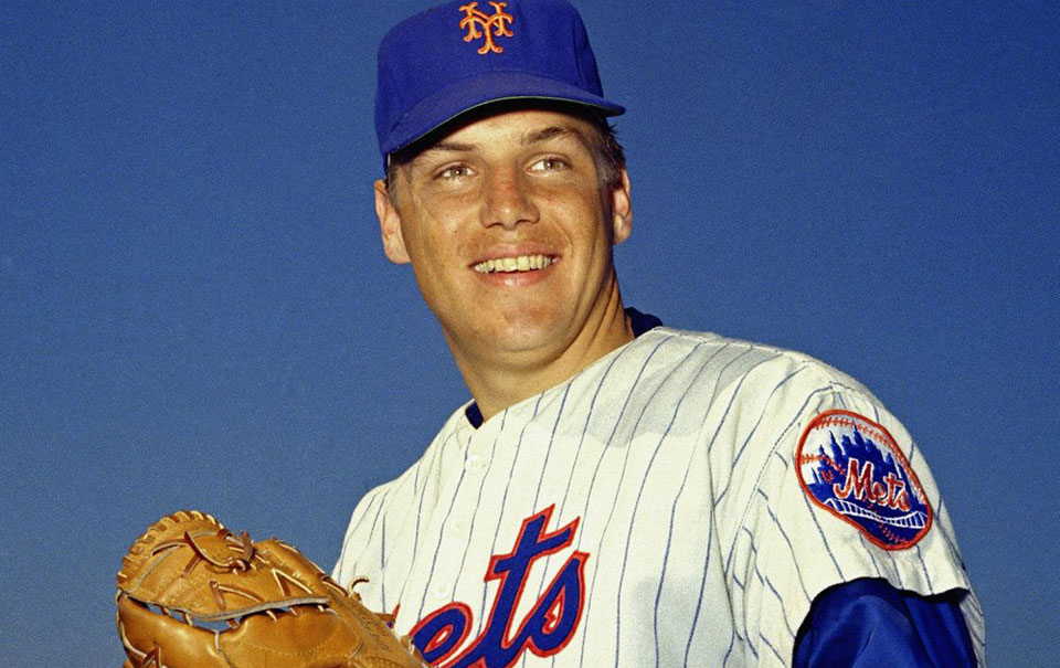 'The Franchise' Tom Seaver, heart and mighty arm of the '69 Miracle Mets