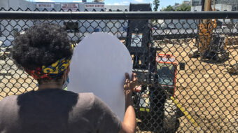Coalition fights self-storage company's desecration of Bethesda's Moses African Cemetery