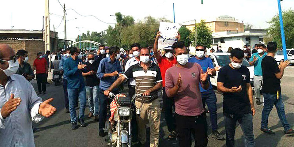 The 'trampling of humanity' continues in Iran