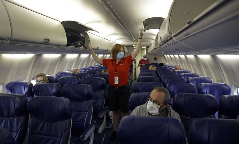 Nightmare at 30,000 feet: Airline workers face layoffs with no Heroes Act