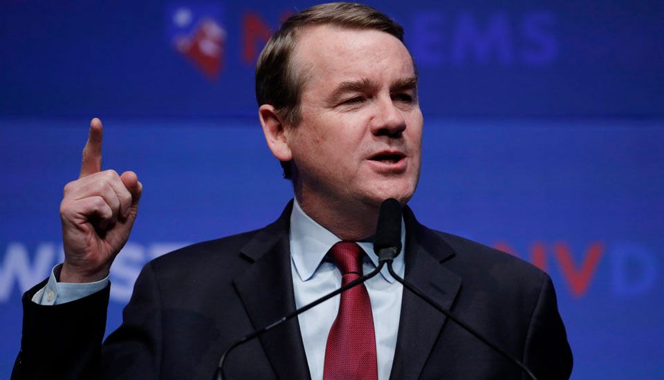 Colorado's Sen. Bennet: Barrett on High Court good for the exploitative 1%