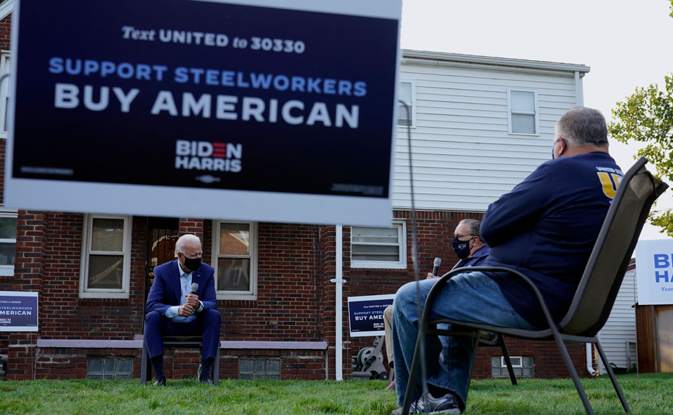 A steelworker makes the case: Election is about revitalizing unions, protecting retirement