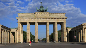 Was the German unity celebrated Oct. 3 a good or a bad thing?