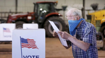 GOP voter suppression efforts pop up in Texas, Indiana, North Carolina courts