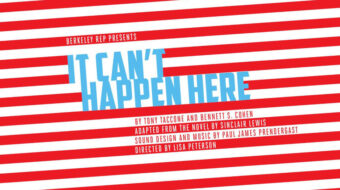 Sinclair Lewis's 'It Can't Happen Here' as masterpiece radio theater