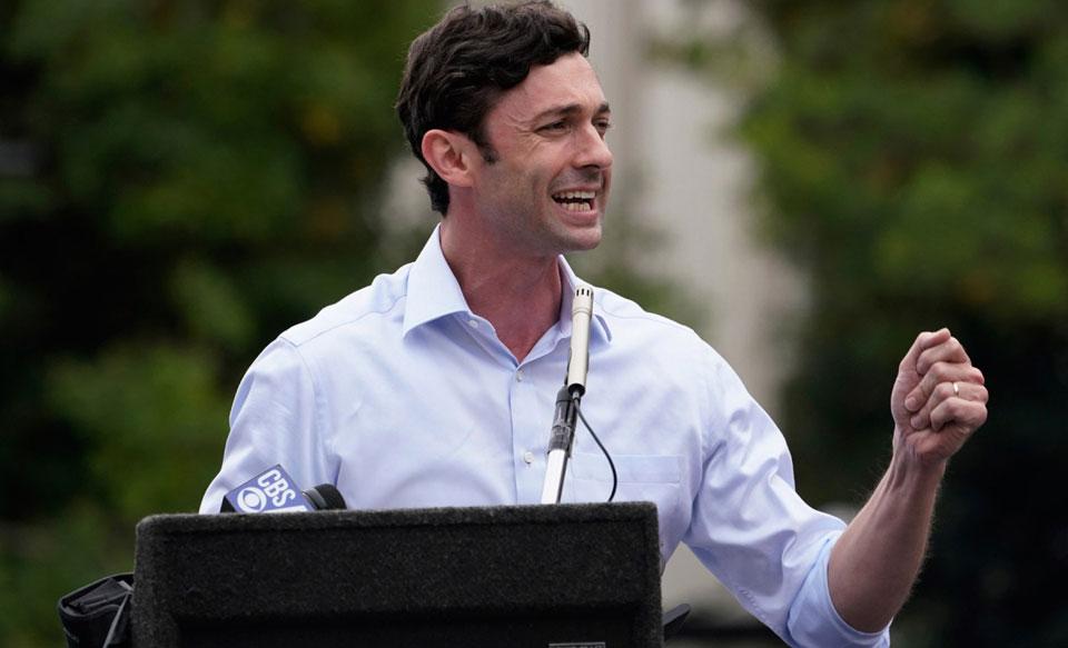 Democrat Ossoff wipes the floor with Republican Perdue in last Georgia debate