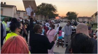 Organizing report: Dallas Stops Evictions expands tenant movement to South Dallas