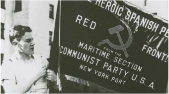 The anti-communist history of Communist labor organizers on the waterfront