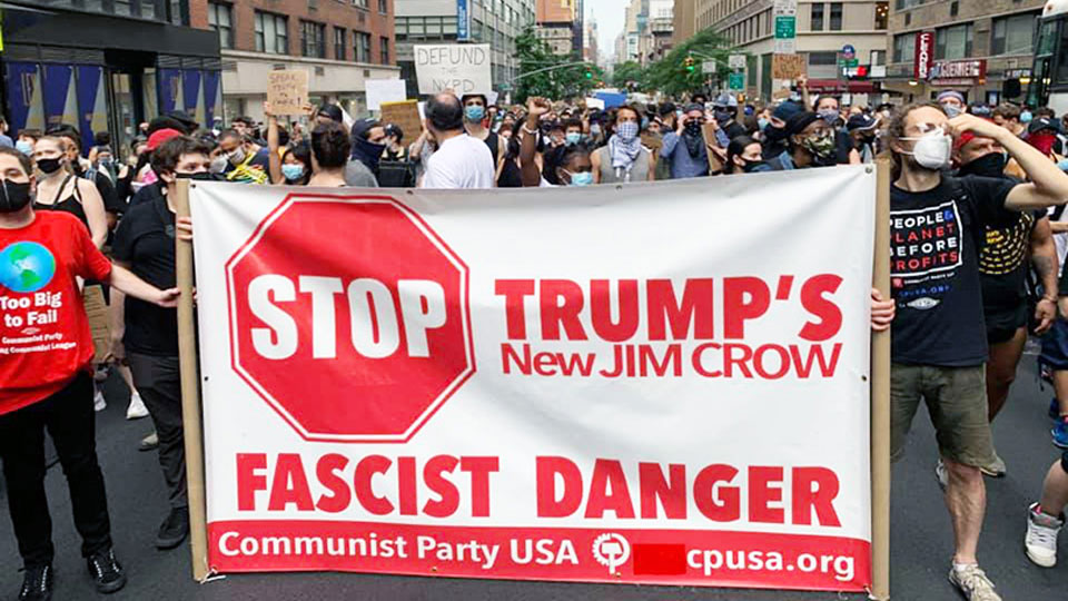 We know what we have to do: #VoteAgainst Fascism and dump Trump