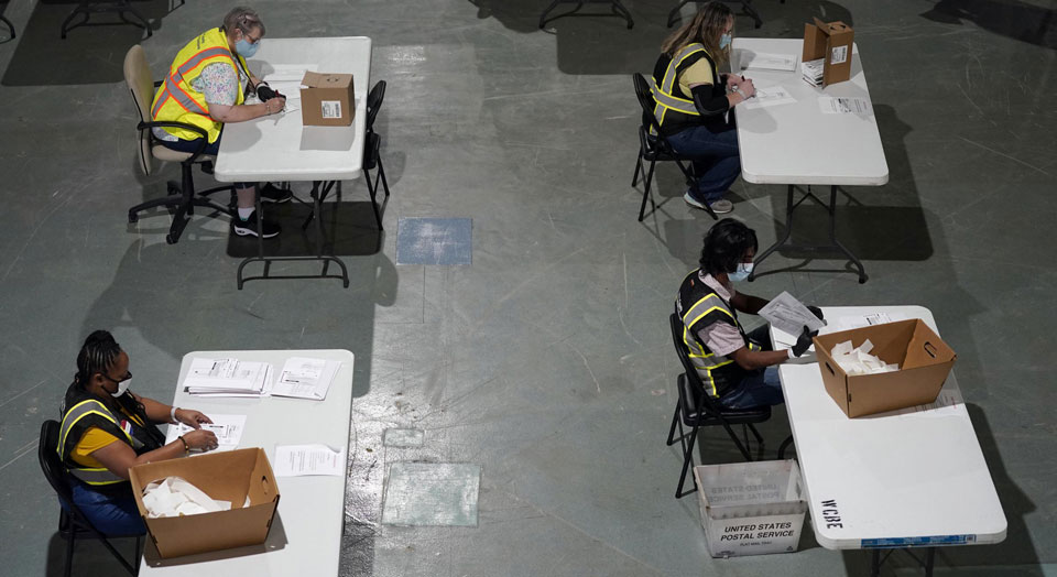 N.C. mail-in ballots case mixed ruling: Witness requirement remains, error fixes allowed