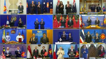Acuerdo de Asociación Económica Integral Regional firmado tras años de conversaciones
