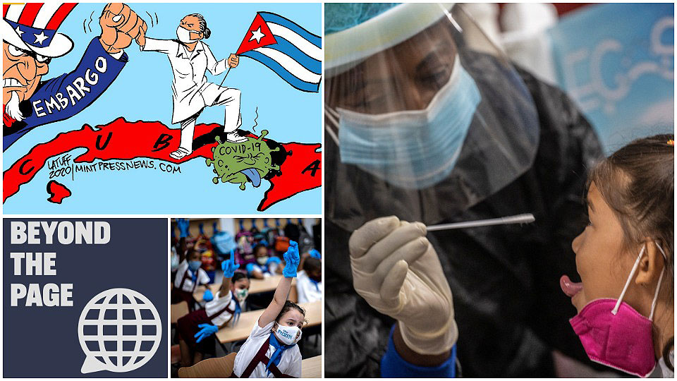 PW Podcast: U.S. imperialism hinders Cuban COVID-19 vaccine