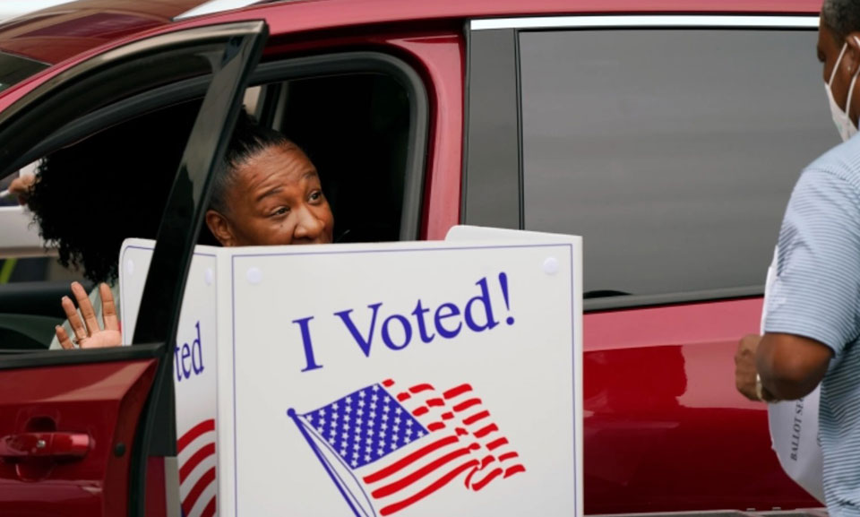 Down to the wire: GOP loses another voter suppression lawsuit in Texas