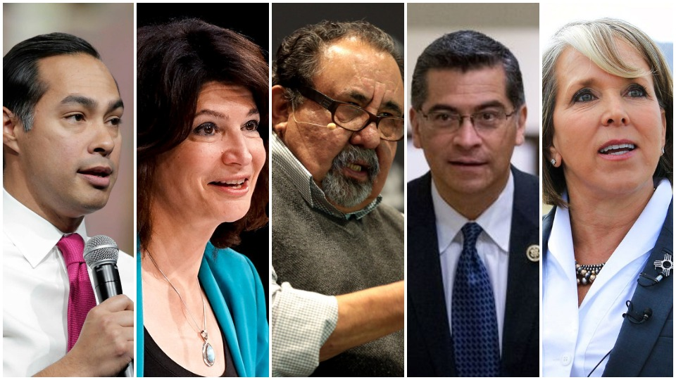 Chicano and Latino prospects being considered for the Biden-Harris administration