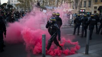 France bans citizens from filming and identifying violent police officers