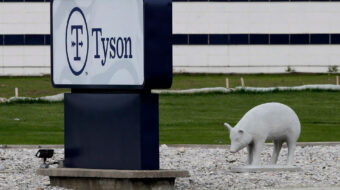 Iowa Tyson pork plant bosses bet on how many workers coronavirus would kill