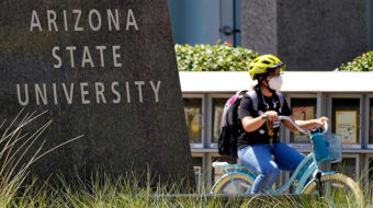 Arizona State University workers go union, found United Campus Workers chapter