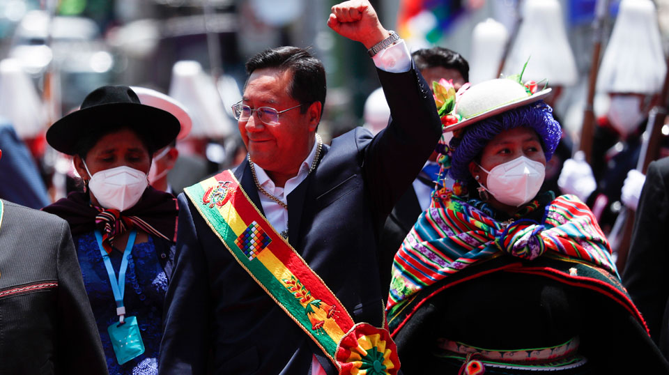 Bolivia feeds its hungry while Republicans let Americans starve