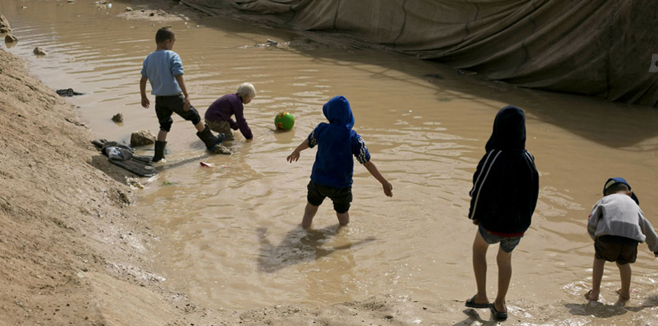 UN says world leaders must act: More than 80 million people displaced in 'bleak milestone'