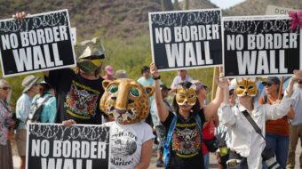 El muro tiene que caer: Biden tiene que restaurar la frontera con urgencia