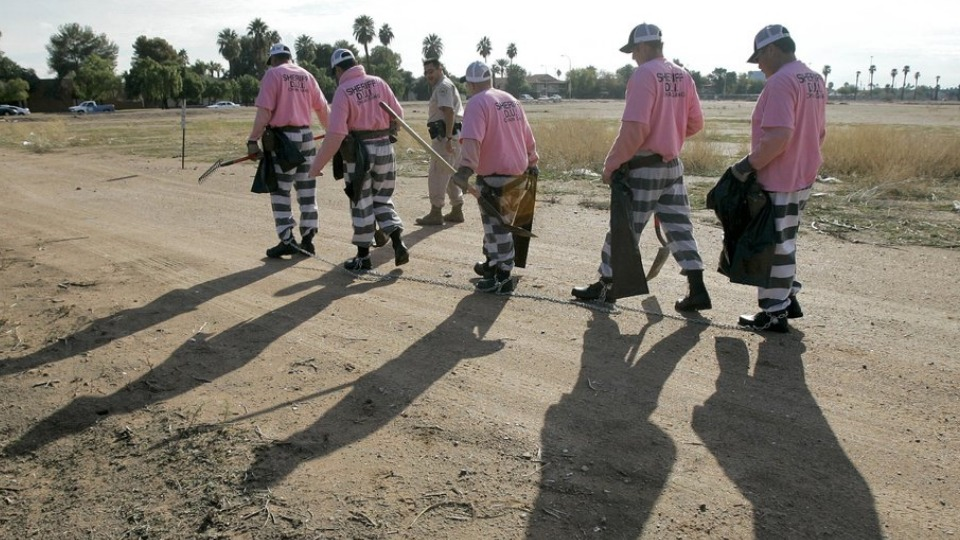 Amending the 13th Amendment: Lawmakers aim to end legalized prison slavery