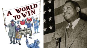 REVIEW: 'Ballad of an American'—Civil rights giant Paul Robeson's illustrated bio
