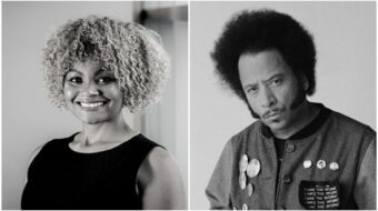 Film, communism, radical politics: A conversation between Boots Riley and Charisse Burden-Stelly