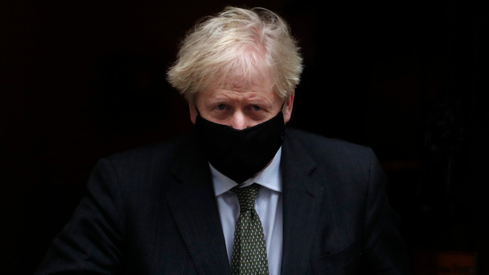 Britain's right-wing government under fire as new COVID strain rapidly spreads