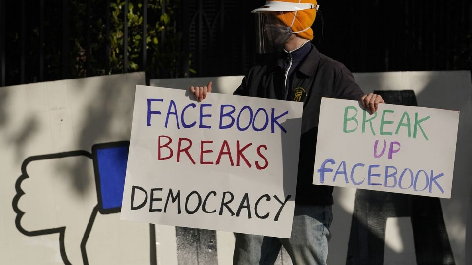 Trustbusters target Facebook, but anti-monopoly effort shores up capitalism